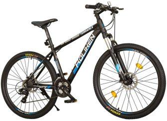"""Koliken Terranex 27,5/19"""" MTB kerékpár fekete-kék"""