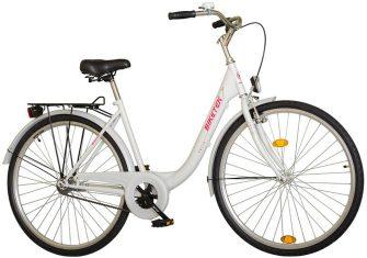 """Koliken Biketek Feliz 28"""" női kerékpár fehér"""