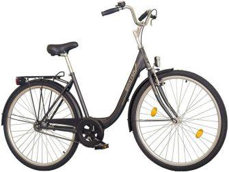 """Koliken Biketek Feliz 28"""" női kerékpár grafit"""