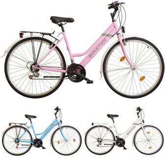 Koliken Maxwell női trekking kerékpár