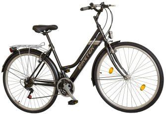 Koliken Maxwell női trekking kerékpár fekete