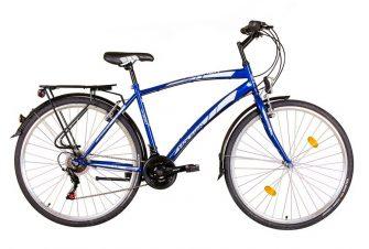 "Koliken Gisu 28"" RS35 férfi trekking kerékpár kék"