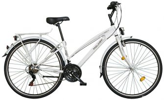 "Koliken Gisu 28"" RS35 trekking női kerékpár fehér"