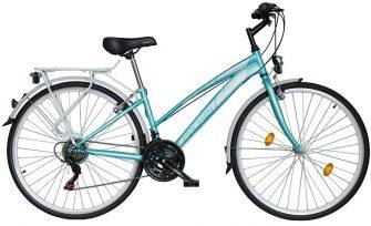 "Koliken Gisu 28"" RS35 trekking női kerékpár türkiz"