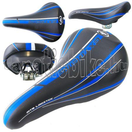 Monte Grappa K280 nyereg fekete-kék