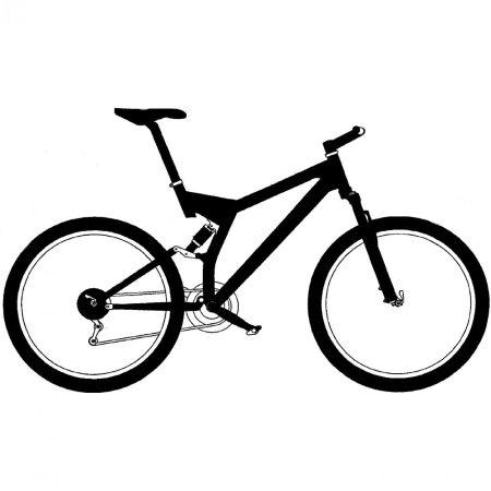 """MTB összteleszkópos 26"""" kerékpár"""