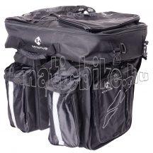 M-Wawe 3 részes túratáska csomagtartóra