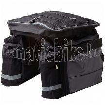 3 részes túratáska csomagtartóra