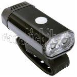 Első lámpa alu USB-ről tölthető 300 lumen