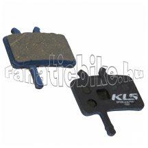 Fékbetét KLS D-02