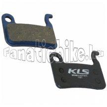 Fékbetét KLS D-03