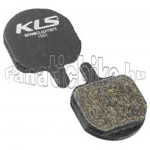 Fékbetét KLS D-08 (pár)