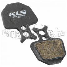 KLS D-09 organikus fékbetét