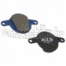 Fékbetét KLS D-11 (pár)