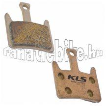 Fékbetét KLS D-07S