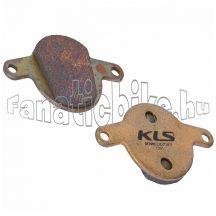 Fékbetét KLS D-11S (pár)
