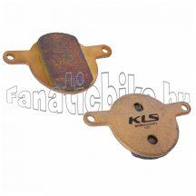 Fékbetét KLS D-12S (pár)