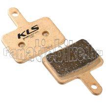 Fékbetét KLS D-04S (pár)