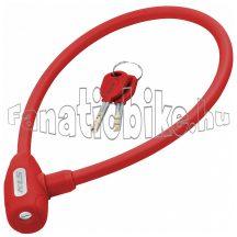 Zár KLS JOLLY Piros, 60 cm