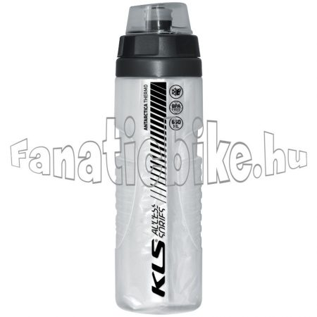 KLS ANTARCTICA 0,65L Shiny White Thermo