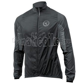 Kabát KELLYS WINDPACK fekete - L