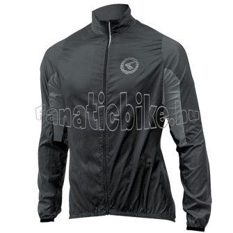 Kabát KELLYS WINDPACK fekete - M