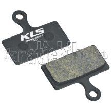 Fékbetét KLS D-14 (pár)