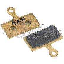 Fékbetét KLS D-14S (pár)