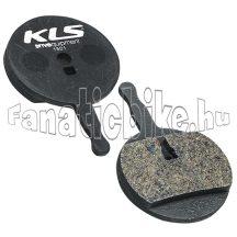 Fékbetét KLS D-15 (pár)