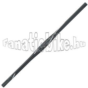 Kormány KLS ADVANCED XC 70 FlatBar 31,8 / 720mm, black 017