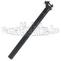 Nyeregcső KLS ACTIVE XC 70 black 017, 400mm / 30,9mm