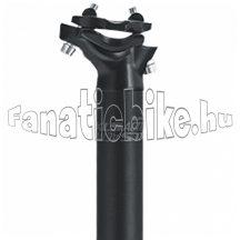 Nyeregcső KLS ACTIVE XC 70 black 017, 400mm / 31,6mm