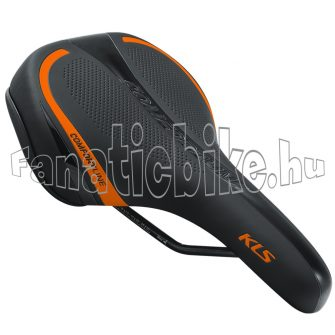 KLS COMFORTLINE nyereg 017, orange