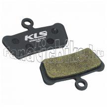Fékbetét KLS D-17, organikus (pár)