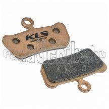 Fékbetét KLS D-17S (pár)
