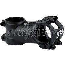Kormányszár KLS ULTIMATE XC 70 black 017, 80mm
