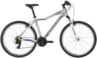 "Kellys Vanity 10 Purple Grey 26"" S"