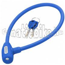 Zár KLS JOLLY Kék - lila, 60 cm