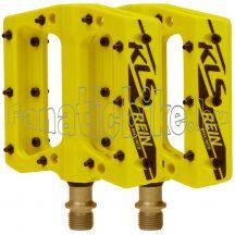 KLS Rein pedál sárga