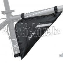 KLS Triangle, large, váztáska fekete