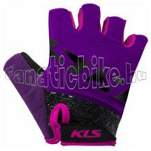 KLS Lash purple kesztyű M