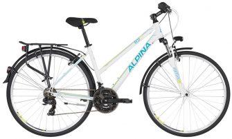 Alpina Eco LT10 mői S 41cm fehér