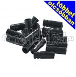 Bowdenház vég  4mm műanyag fekete