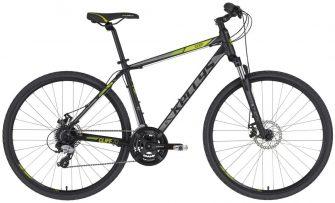 KELLYS Cliff 70 Black Green S (43cm) 2021
