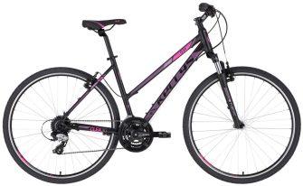 KELLYS Clea 30 Black Pink M (48cm) 2021