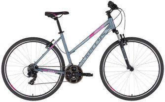 KELLYS Clea 10 Grey Pink M (48cm) 2021