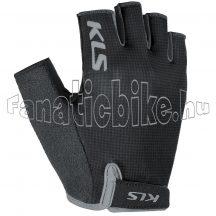 KLS Factor 021, black, kesztyű M