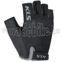 KLS Factor 021, black, kesztyű XS