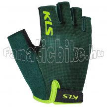 KLS Factor 021, green, kesztyű XS