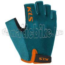 KLS Factor 021, türkiz, kesztyű XS
